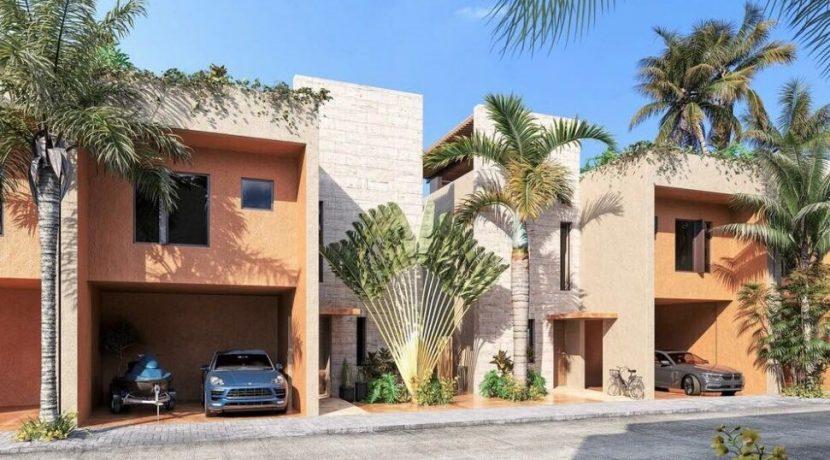 3. Fachada Villas
