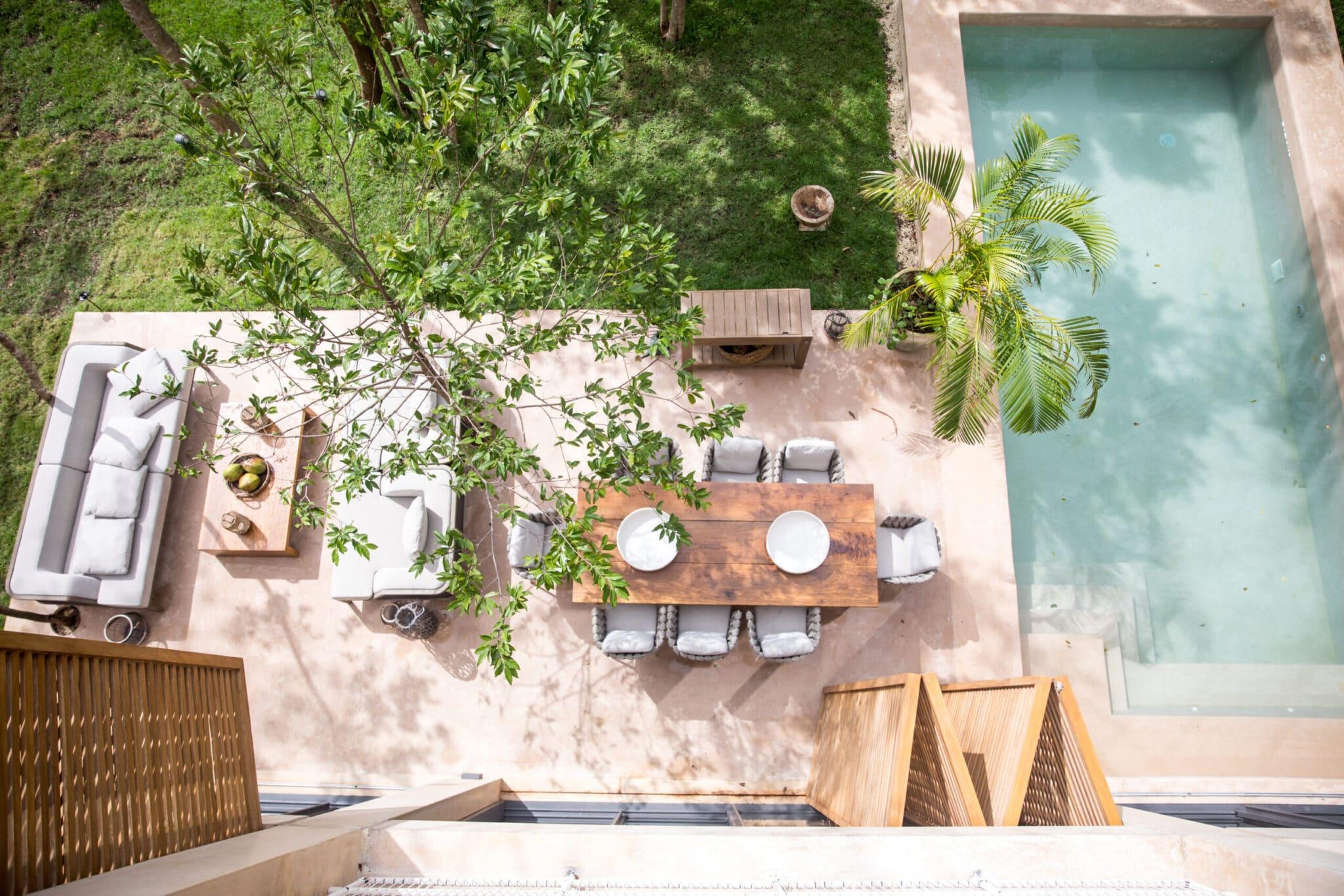 Palm Villas, Corasol Playa del Carmen